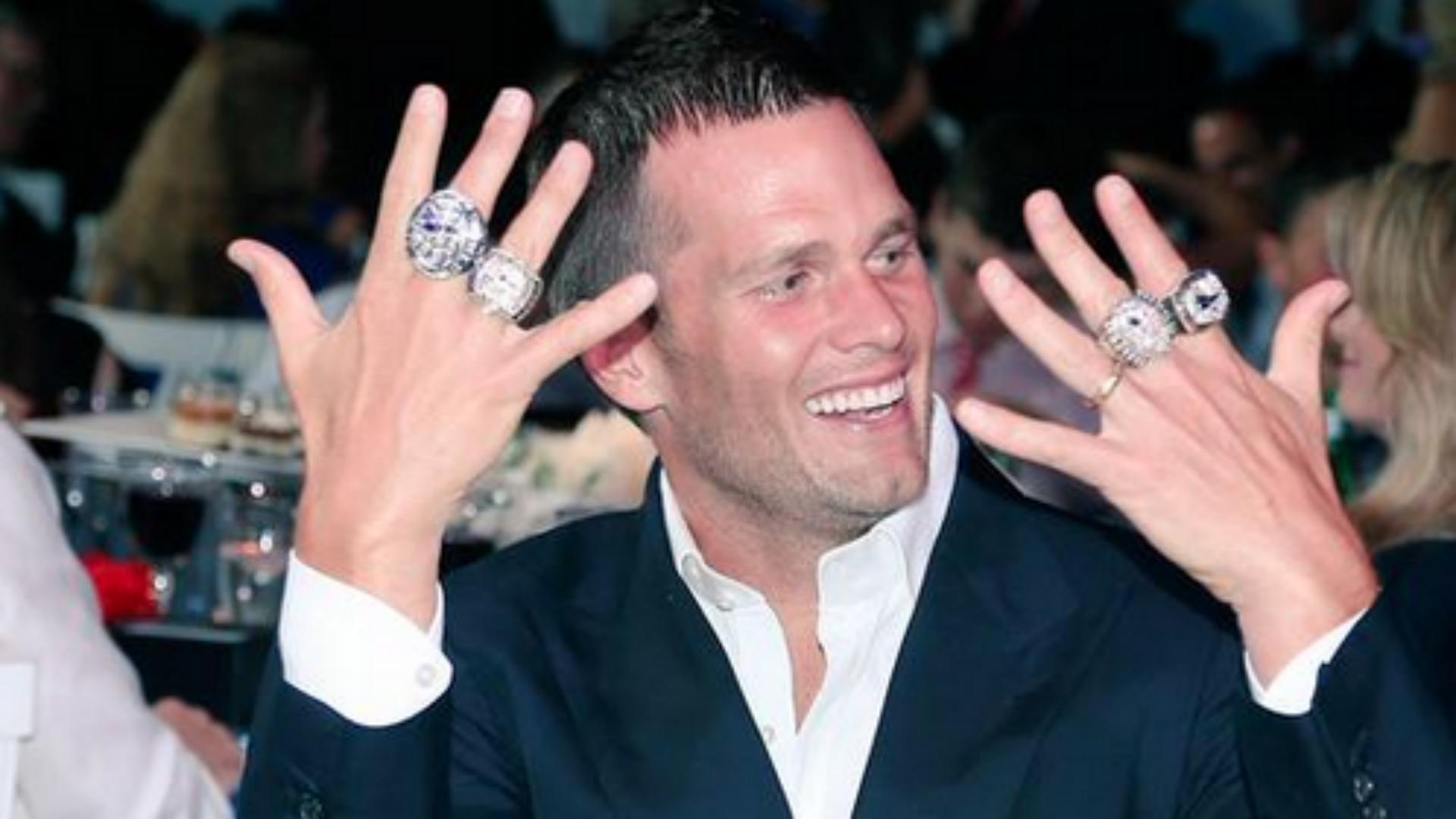 Tom Brady is Back and It s Like He Never Left