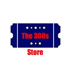 the300slogostore