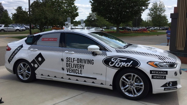 self-driving-pizza-delivery
