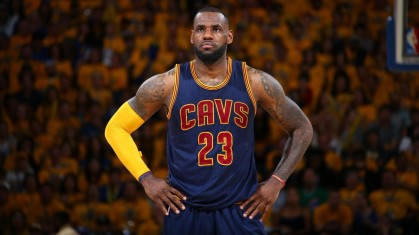 6b15082ce07 I give LeBron credit for winning the NBA Finals in 2016 because the current  era Golden State Warriors are one of the best teams of all time.