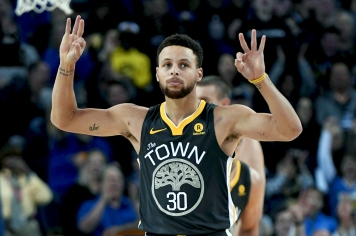 dc97322414a Steph Curry s Nine 3 Pointers in Game 2 Set an NBA Record and Opened Old  Ray Allen Wounds for Celtics Fans