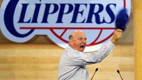 detailed look 81b7e ff4cf Steve Ballmer May Rename the LA Clippers. Here's My ...